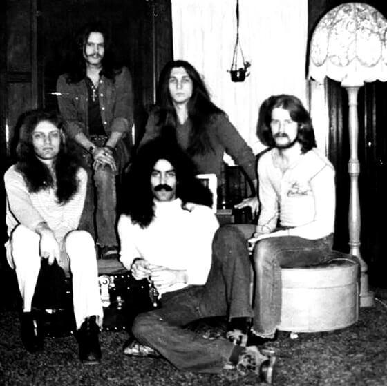 Black Sheep - Black Sheep 1975 (USA, Hard Rock/AOR)