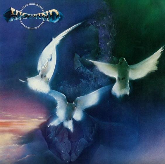 Highwind - Highwind 1980 (USA, Hard Rock/AOR)