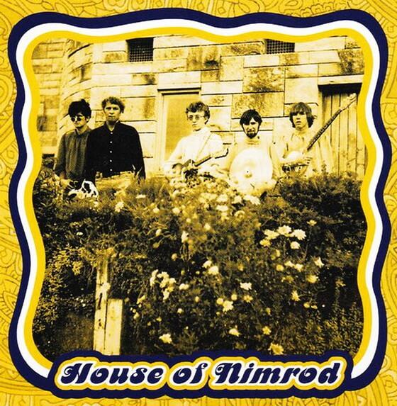 House Of Nimrod - House Of Nimrod 2000 (New Zealand, Psychedelic/Pop Rock)