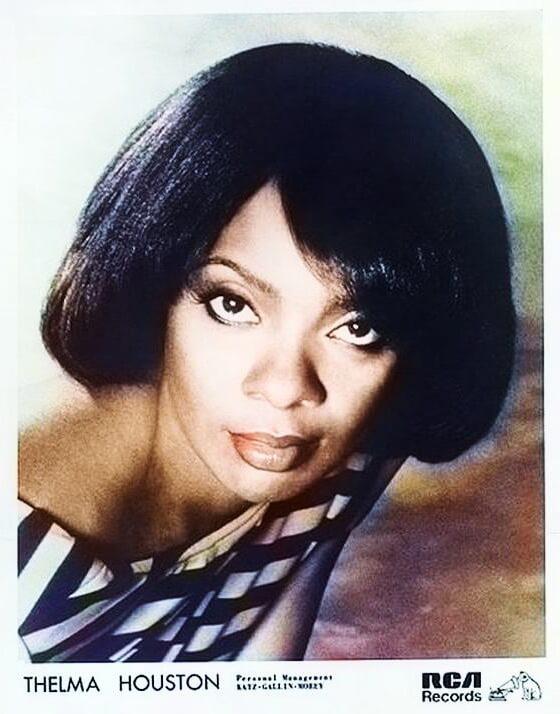 Thelma Houston - The MoWest Album 1972 (USA, Soul/Funk)