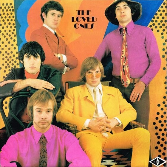 The Loved Ones ‎– Magic Box 1967 (Australia, Psychedelic/Pop Rock)