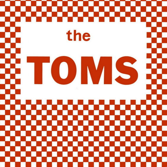 The Toms - The Toms 1979 (USA, Power Pop)